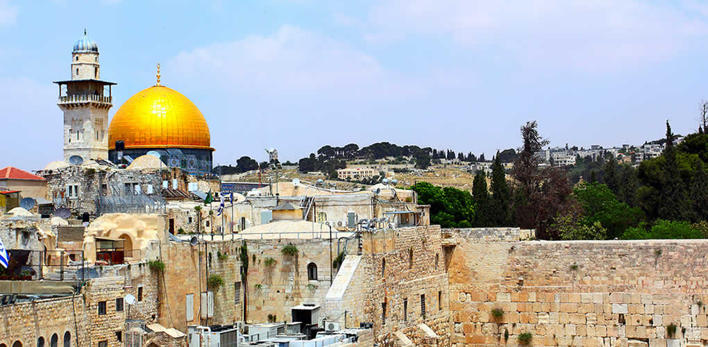 Ten day Holy Land Travel Tour to Israel