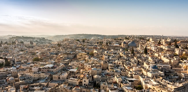 Visit The Christian Quarters for a Spiritual Pilgrimage to the Holy Land