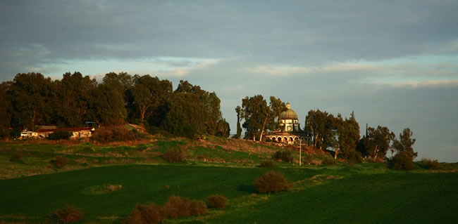 Visit Mount of Beatitudes during your holy land tour to Israel