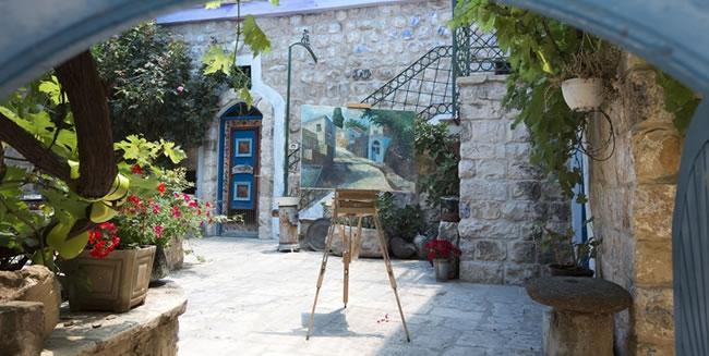 Visit Old City of Safed in the Upper Galilee Region of Israel