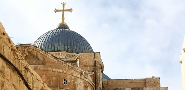 Top Christian Holy Land Sites in Jerusalem