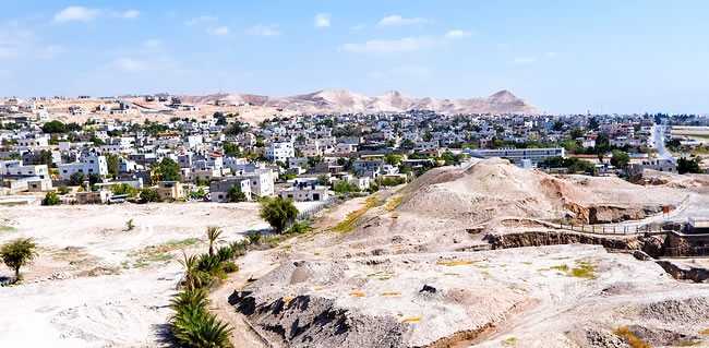 Discover Jericho and travel the Route of the Good Samaritan from Jerusalem to Jericho