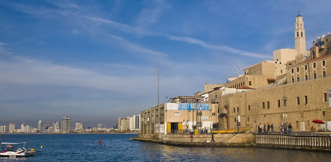 Explore Jaffa during your Holy Land trip