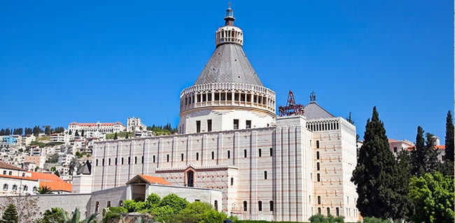 The Basilica of Annunciation